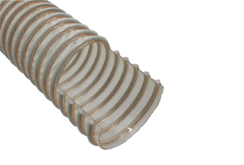 Anti-Static Polyurethane Ducting Hose