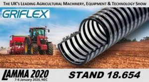 Griflex At LAMMA 2020 Stand 18.654
